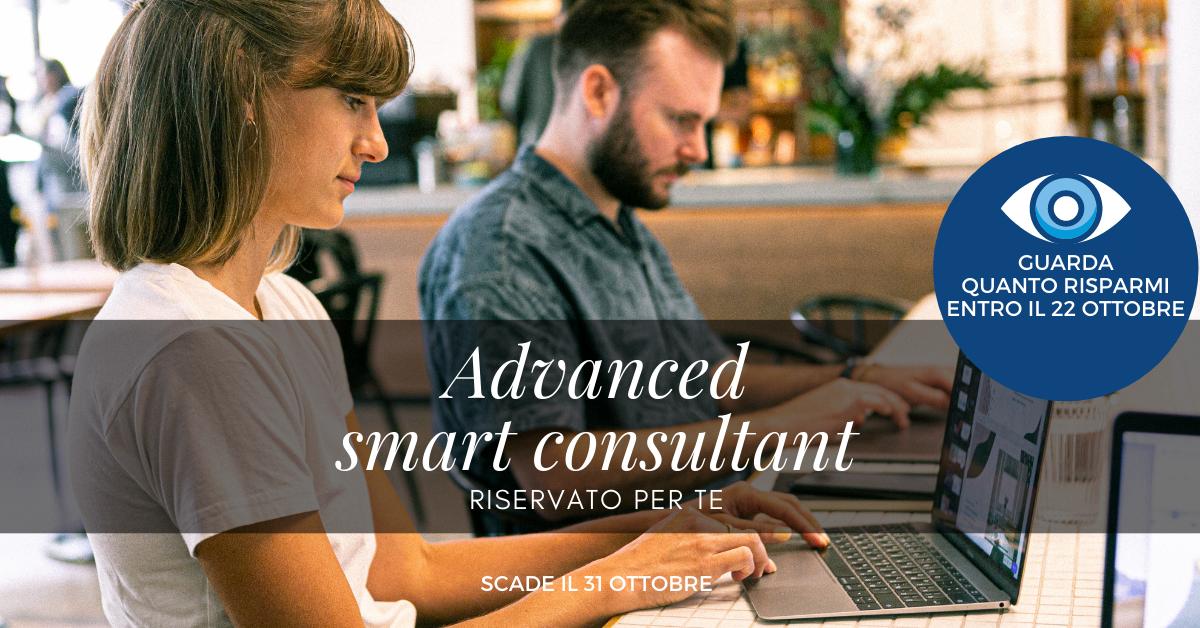 Corso Advanced smart consultant